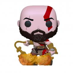 Funko Pop. God Of War: Kratos W/Blades (GW) (Exc)