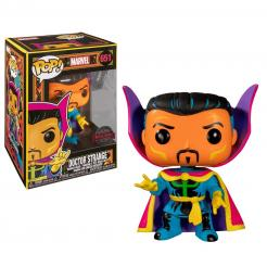 Funko Pop. AV. Black Light. Dr. Strange (Exc)