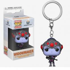 Funko Pop. Брелок. Overwatch. Widowmaker